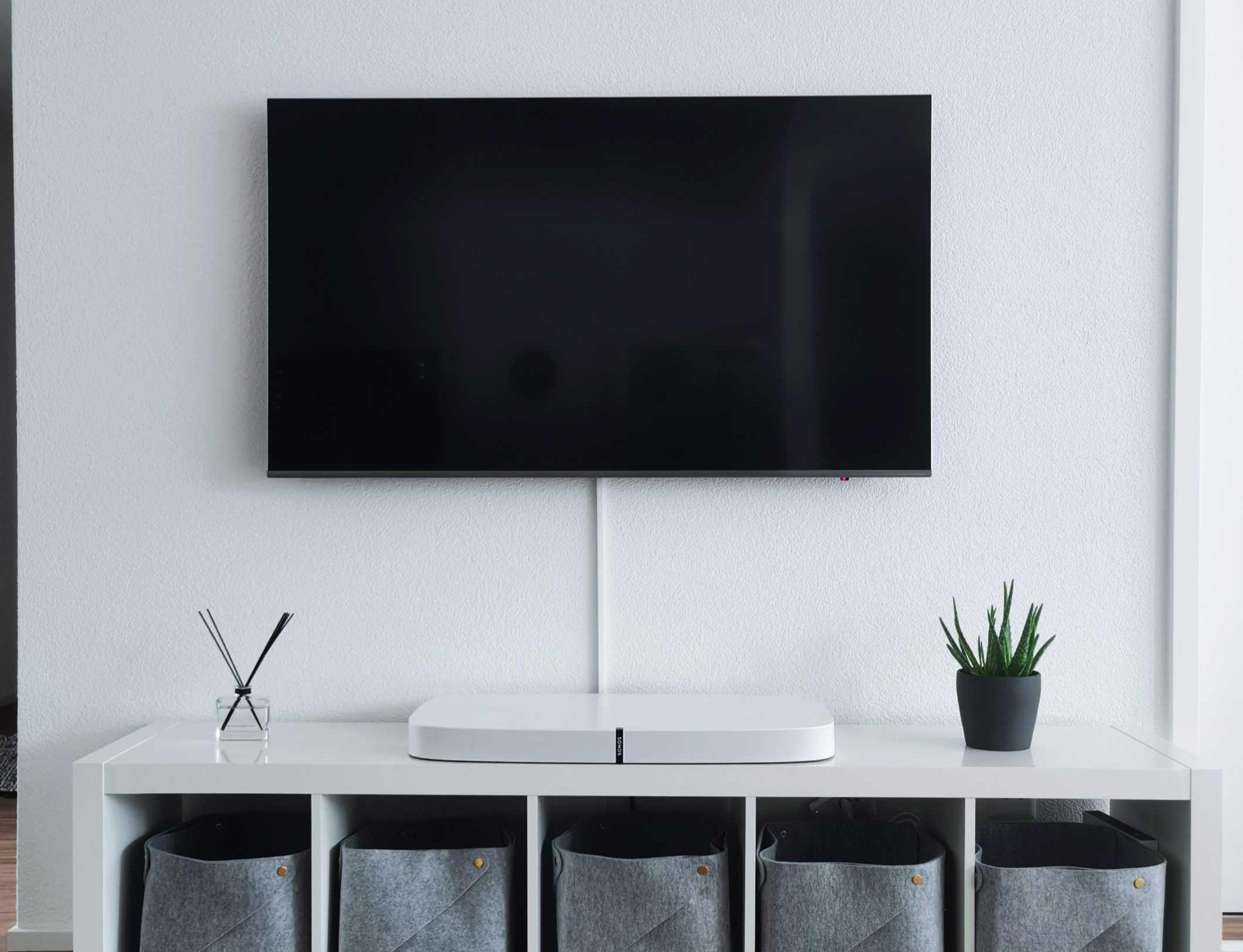 Sätta upp TV på väggen Steg för steg guide Taskrunner
