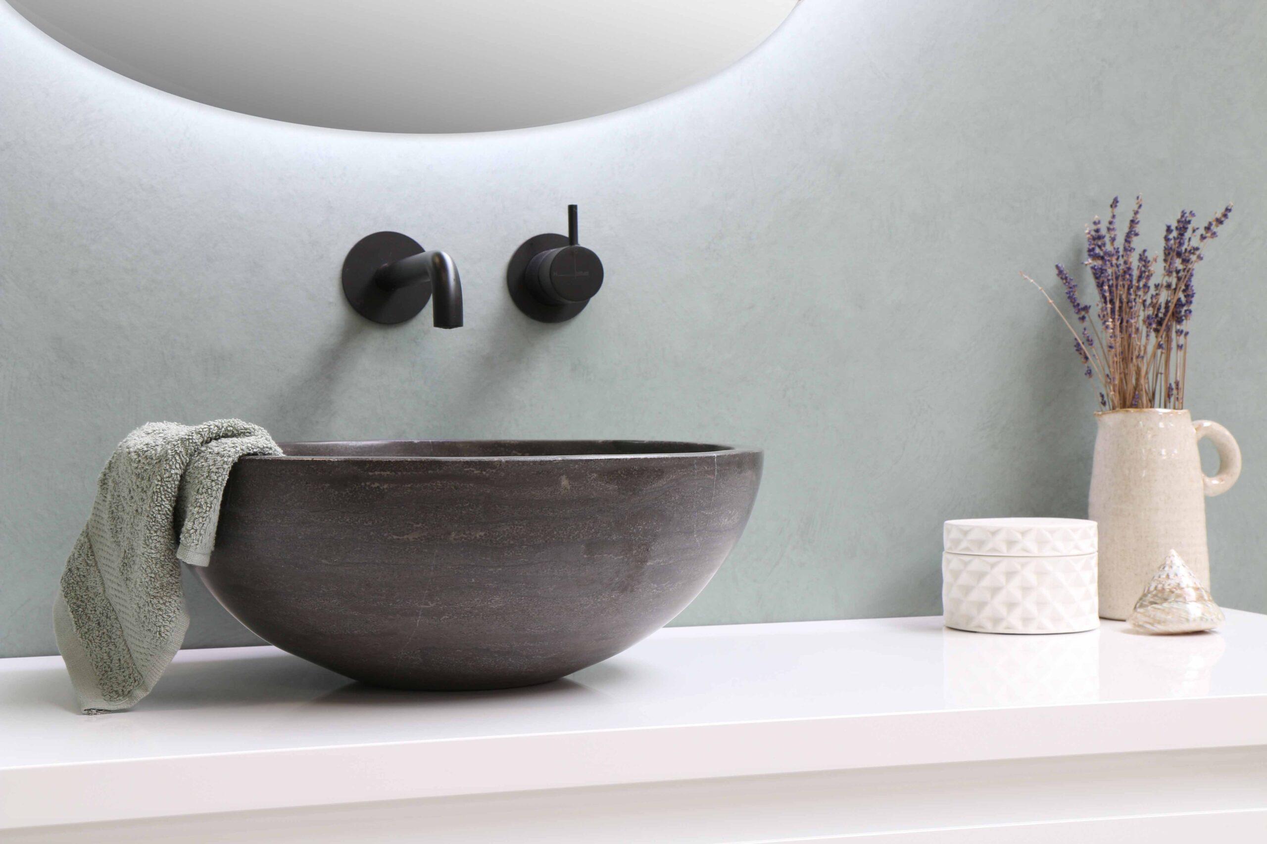 badrum med detaljer